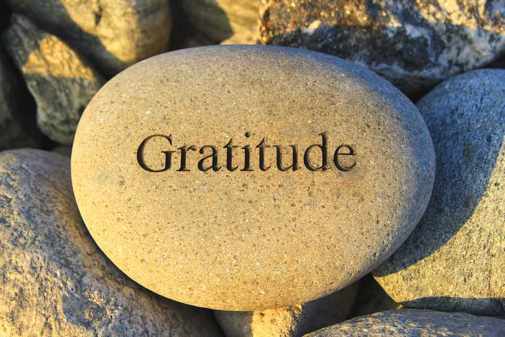 What I'm Learning AboutGratitude